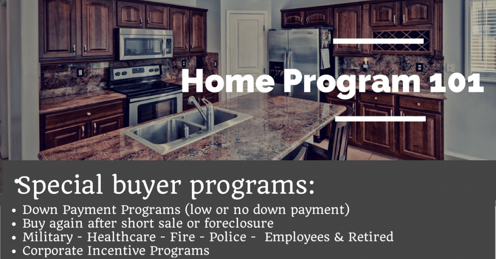 home program banner for mt